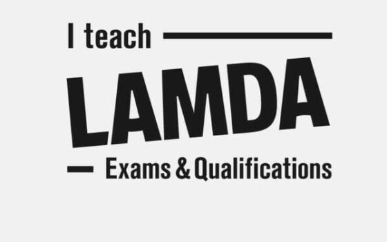 LAMDA TEACHER – Examinations Entry-Gold Award